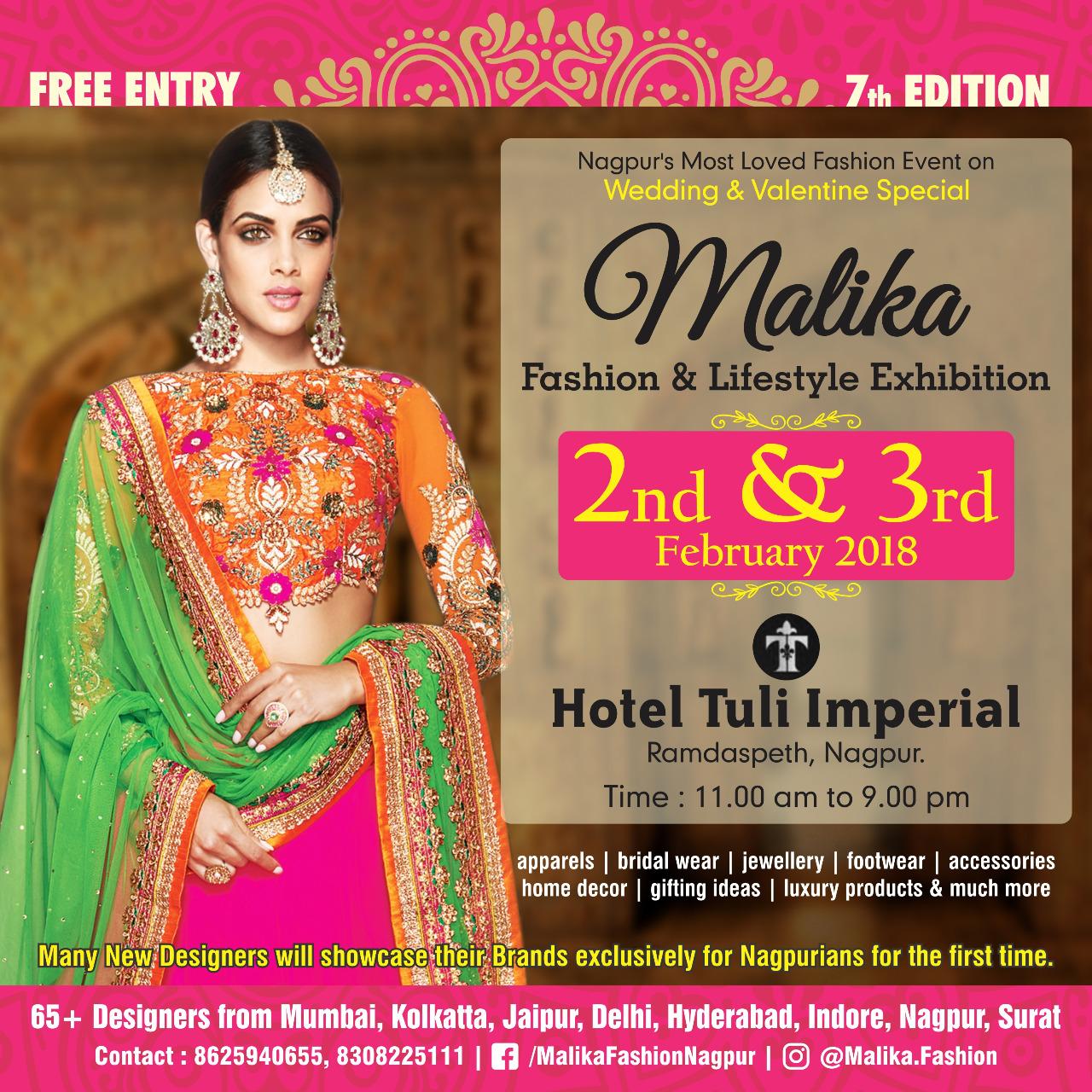 MALIKA Fashion & Lifestyle Exhibition